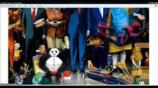 Chinua Achebe Google Doodle USA Falls Britain Rises Illuminati Freemason Symbolism