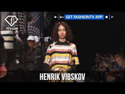 Tokyo Fashion Week Spring/Summer 2018 - Henrik Vibskov | FashionTV
