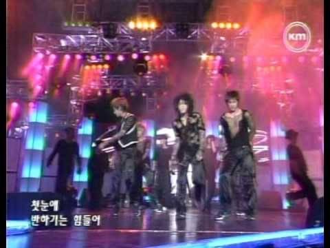 040827 DBSK TVXQ 東方神起 동방신기 (JaeSu Collision) The Way U Are _**Mu$!c_T@nk**_