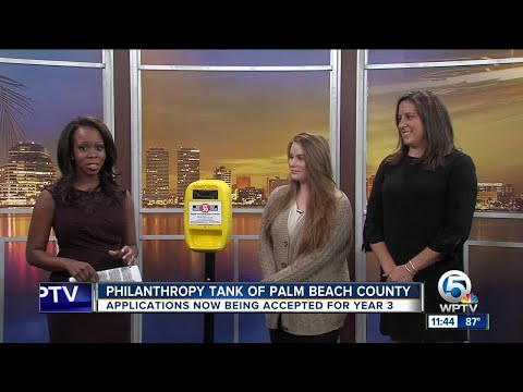 Year 3 of Philanthropy Tank of Palm Beach County