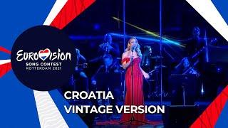 Albina - Tick-Tock (Vintage Version) - Croatia 🇭🇷 - Eurovision 2021