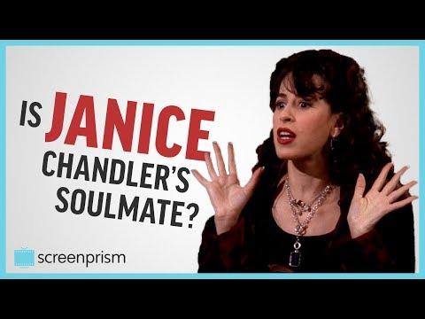 Friends: Is Janice Chandler's Soulmate?