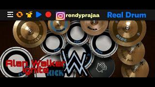 ALAN WALKER - IGNITE || REAL DRUM COVER
