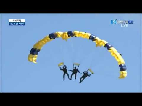 K Force TV - South Korea Armed Forces Day Parade 2017 - Full Air Force Assets & Miscellaneous