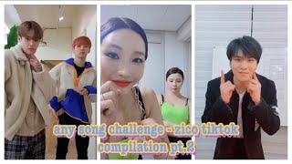 Download lagu any song challenge - zico tiktok  compilation pt.2