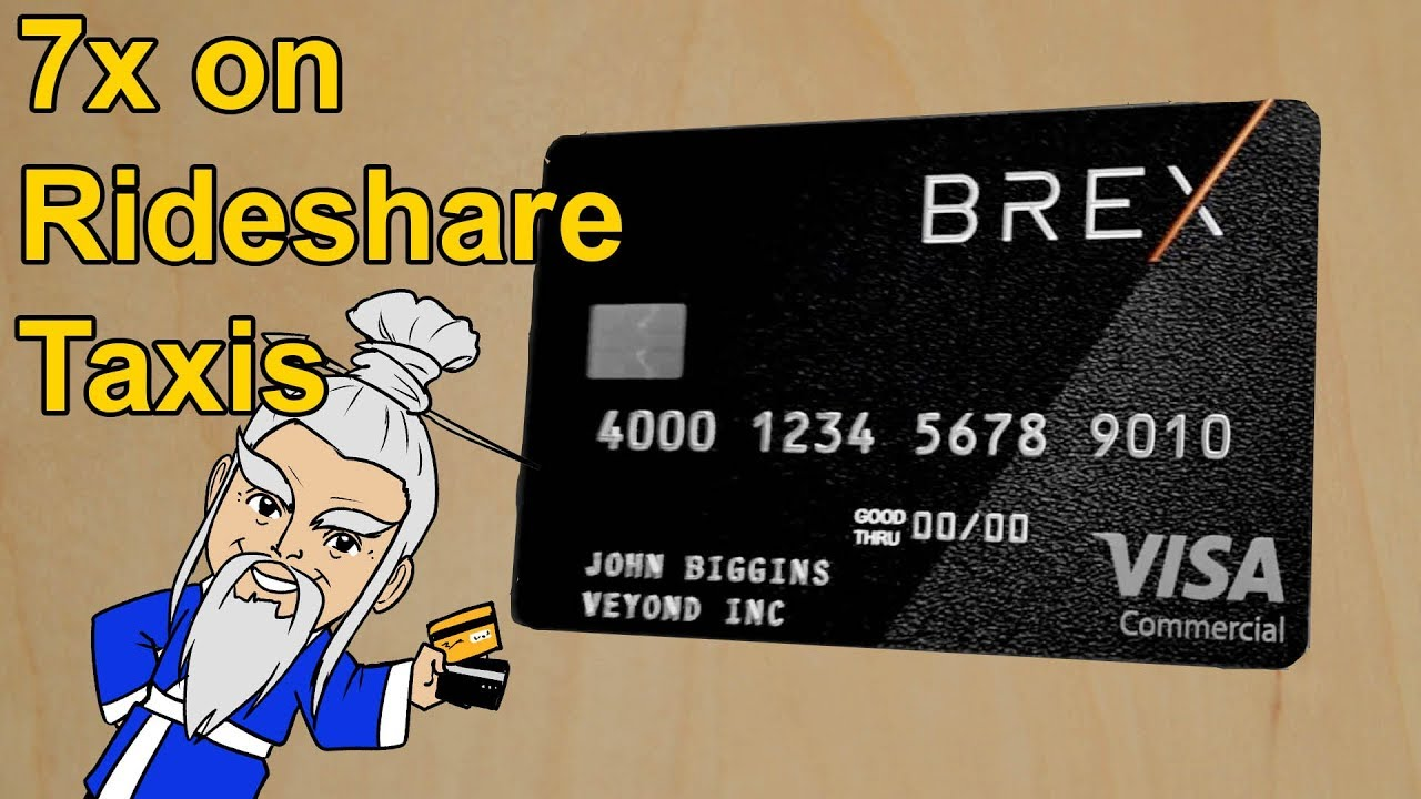 Brex Visa The Best Business Credit Card Youtube