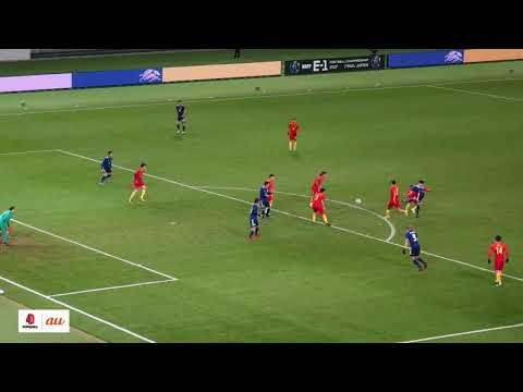 【4DReplay HIGHLIGHT】JAPAN - CHINA PR (Men's) | EAFF E-1 Football Championship 2017 Final Japan