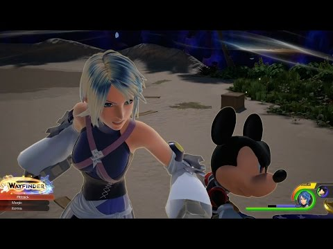 KINGDOM HEARTS HD 2.8 Final Chapter Prologue – Simple and Clean –Ray of Hope MIX–