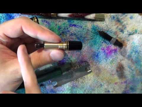 Fountain Pen Shootout #60: Opera Elements vs. Pelikan M800