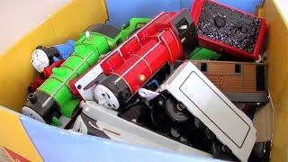 【全部出してみた】きかんしゃトーマス Thomas & Friends Томас и Его Друзья Tuomas Veturi 기관차 토마스와 친구들 thumbnail