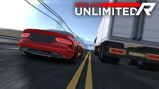 Redline: Unlimited - Official Release Trailer (Android Game)