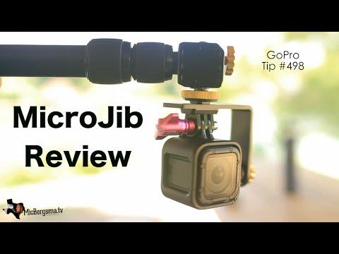 MicroJib Review (Pan + Tilt your GoPro!) - GoPro Tip #498