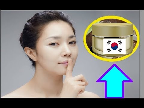 Haz Tu Propia Crema Coreana Para Aclarar La Piel Youtube