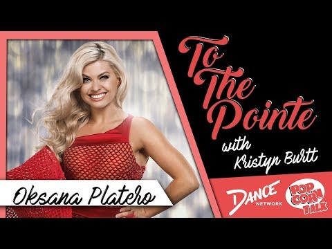 Oksana Platero Discusses Her Career - To The Pointe with Kristyn Burtt