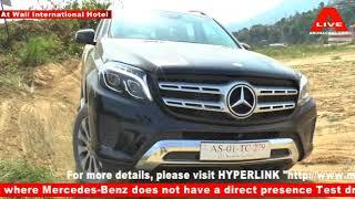 Mercedes-Benz unique 'Brand Tour' travels to Itanagar;