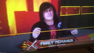TS Wrestling Extreme Rules 3/7 Riley S vs Finley Mcmanus steel cage IC championship