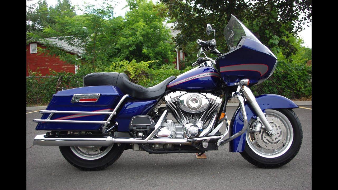 for sale 2007 harley davidson fltr road glide touring motorcycle with low 27 441 miles 14 567. Black Bedroom Furniture Sets. Home Design Ideas