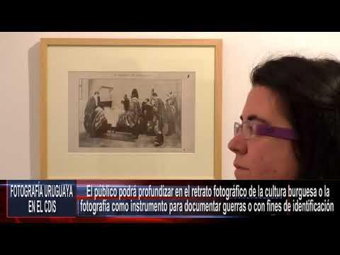 Fotografía Uruguaya en el CDIS