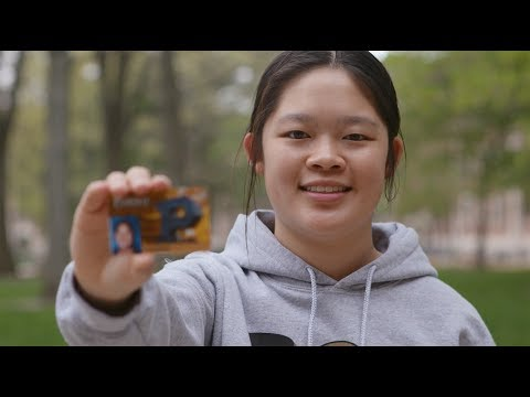 Student ID Card Program at Purdue University - Blackboard Transact