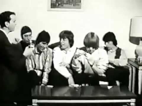 The Rolling Stones (Interview) With Brian Jones