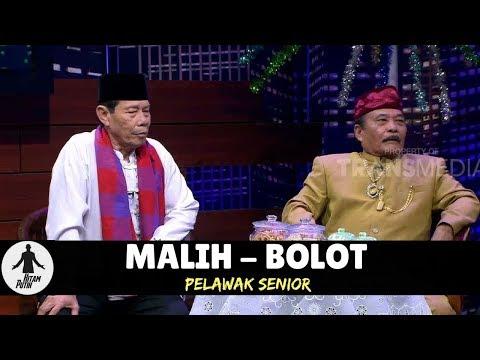 HITAM PUTIH | BOLOT DAN MALIH (16/03/18) 3-4