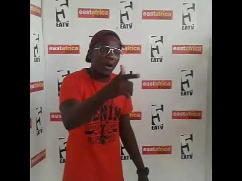 Basaga interview on east Africa radio
