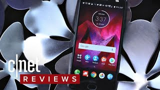 Moto Z2 Force Review: A Shatterproof Screen and Tons of Upgrades