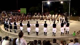 Repeat youtube video 1912-2012 100 Χρόνια Ελεύθερη Μακεδονία ΧΟΘ- Μύησις μέρος Β