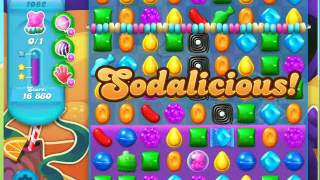 Candy Crush Soda Saga Level 1082 No Boosters