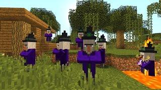 10 Fakten über die Minecraft Hexe! (Einsteigerfreundlich)