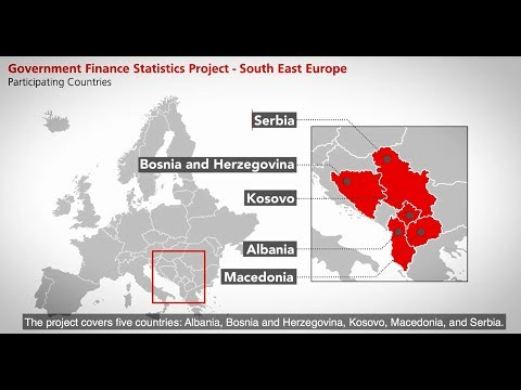 Better Fiscal Data in Southeast Europe, Supporting EU Aspirations