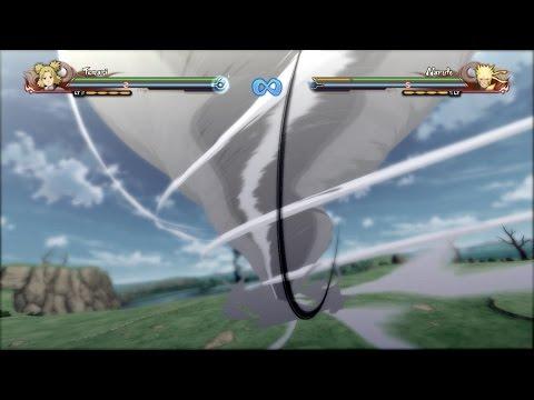 All Wind Style/Futon Jutsu - NSUNS4