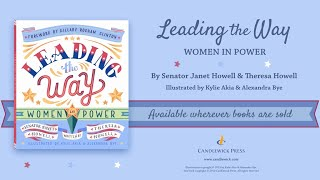 Leading the Way: Women in Power Book Trailer