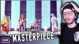 SCANDAL - Masterpiece REACTION!!