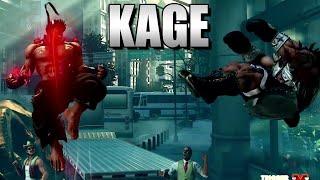 3 Divekicks In 1 Combo KAGE Season 5 Combo Video