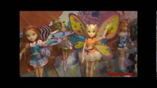 Winx Club Dolls Nuremberg Toy Fair Review