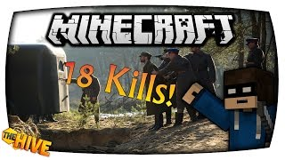 18 KILLS IN EINER RUNDE! | Minecraft VATE