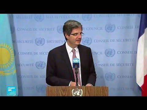 مجلس الأمن ينهي جلسة مشاورات حول عفرين السورية دون إعلان مشترك أو إدانة  - نشر قبل 1 ساعة