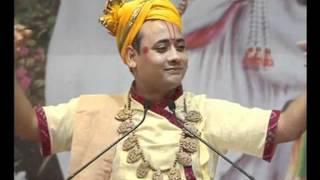 lala ne makhan bhave re by radhe krishna maharaj.flv
