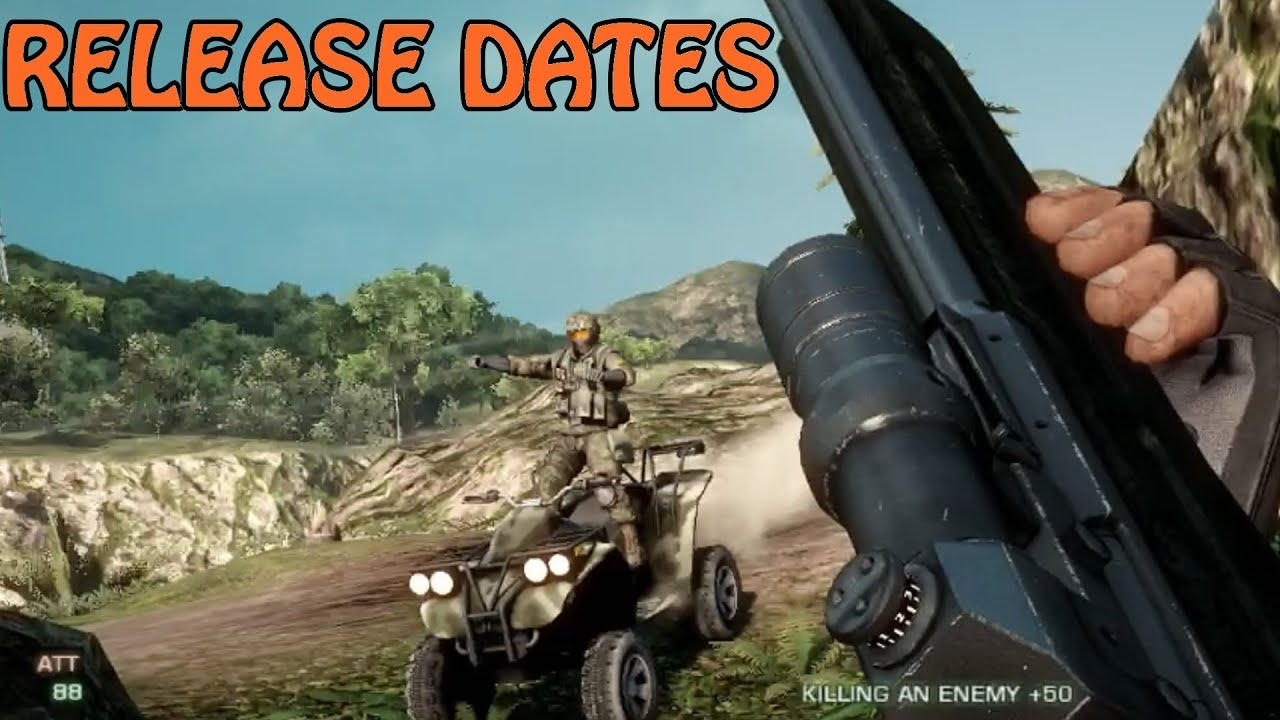 Battlefront BFHardline Release dates BC 2 Gameplay - YouTube