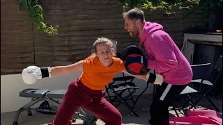 Brother vs sister (prank war)