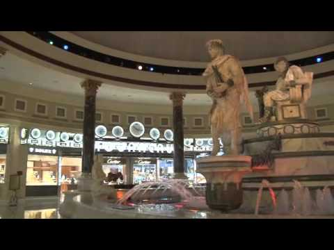 The Forum Shops at Caesars Palace Las Vegas by Robert Swetz 6-19-2011