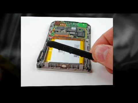 iFixit: Microsoft Zune HD Disassembly