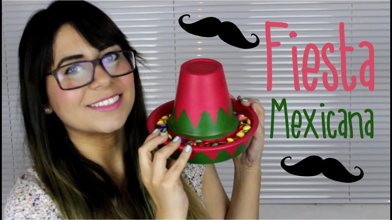 Diy fiesta mexicana ideas como decorar una fiesta - Decorar la mesa ...
