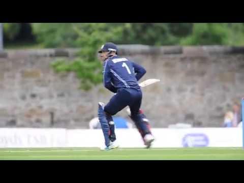 Highlights - Scotland defeat UAE