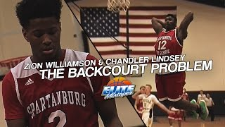 Zion Williamson & Chandler Lindsey Mixtape - Most Exciting Duo in HS Basketball