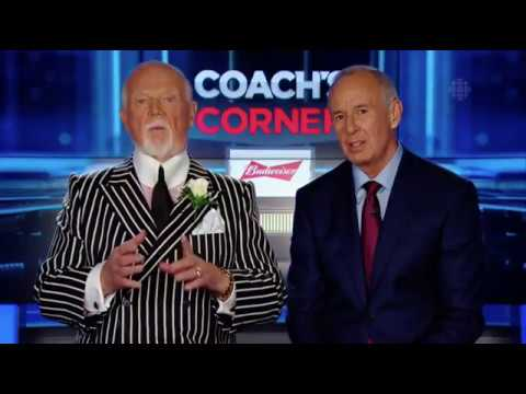 Coach's Corner: Don and Ron talk about Gord Downie