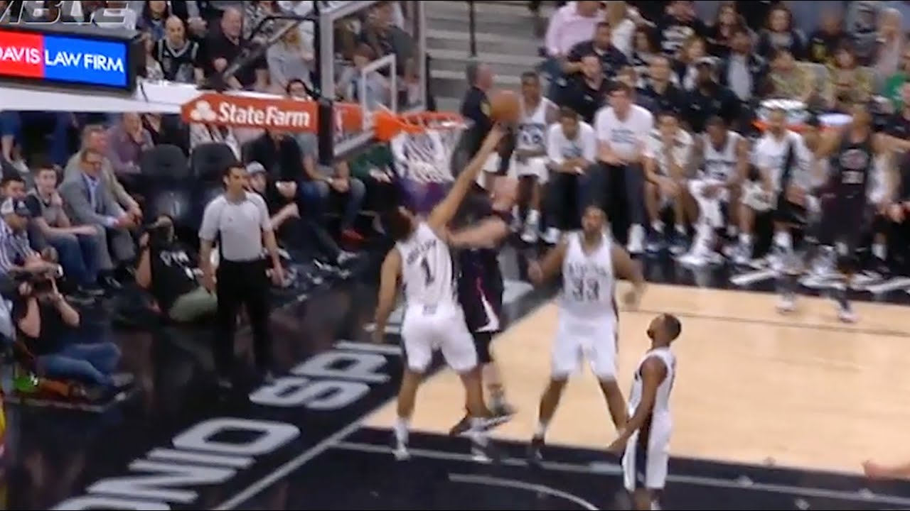 Austin Rivers Dunk Attempt Rejected By ...