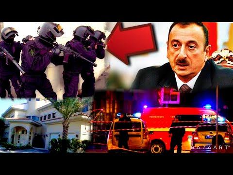 ՀՐԱՏԱՊ․ Ահաբեկիչները մտել են Ալիևի տուն․ Փախուստ Բաքվից․ Սենսացիոն