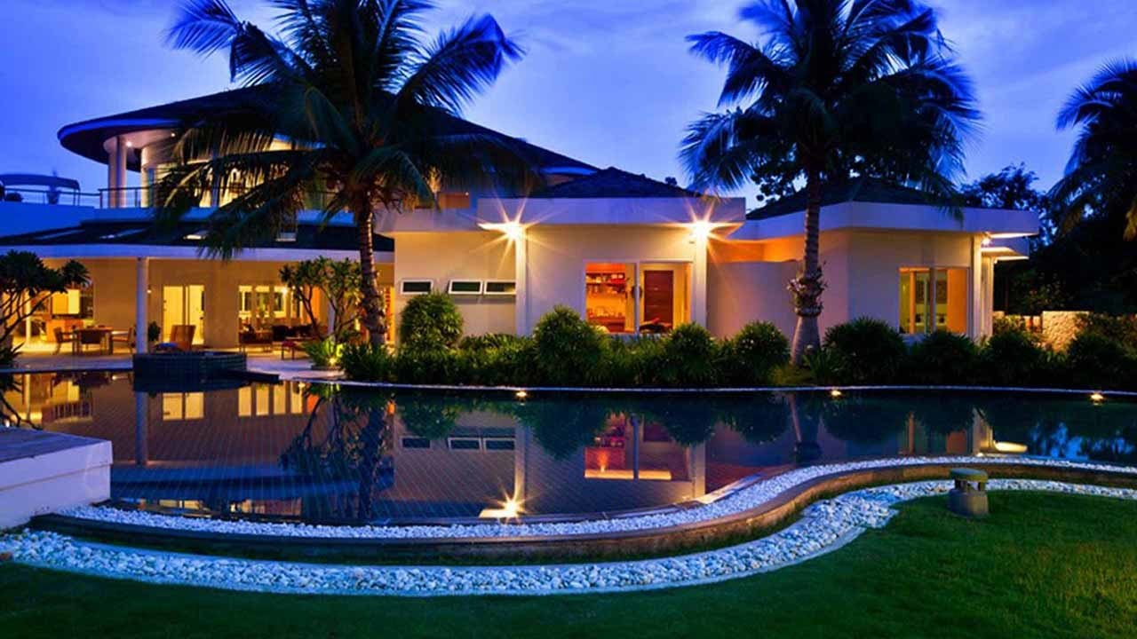 Luxurious Private Pool Villa Cha Am Hua Hin Dream House